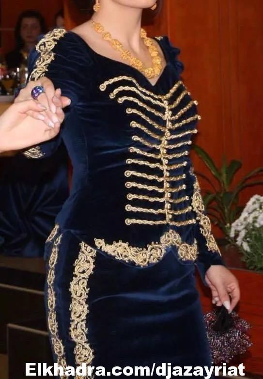 بالصور قنادر قطيفة للاعراس , اشيك قنادر للعروسة قطيفة رائعة وحالمة 2064 2
