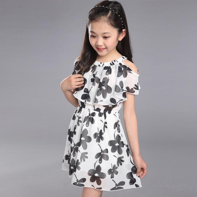 بالصور موديلات فساتين بنات , اروع ملابس للفتيات الصغار 3593 1