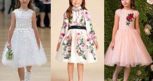 بالصور موديلات فساتين بنات , اروع ملابس للفتيات الصغار 3593 12 310x165