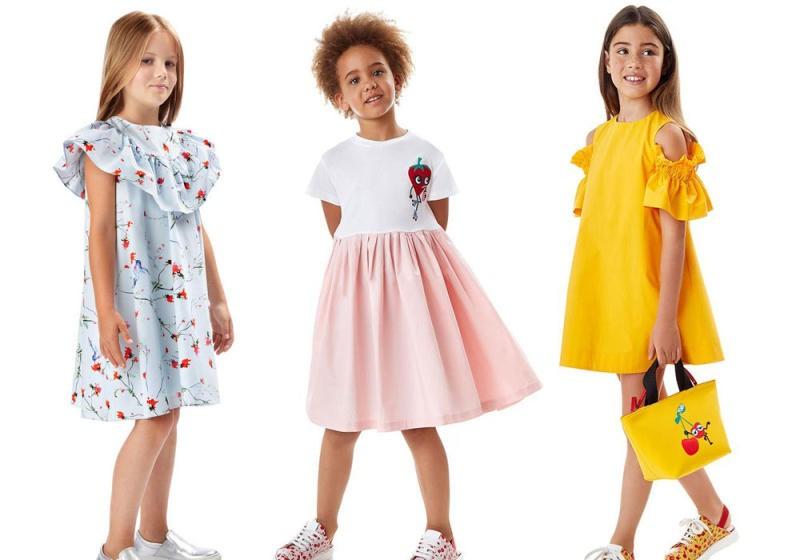 بالصور موديلات فساتين بنات , اروع ملابس للفتيات الصغار 3593 2