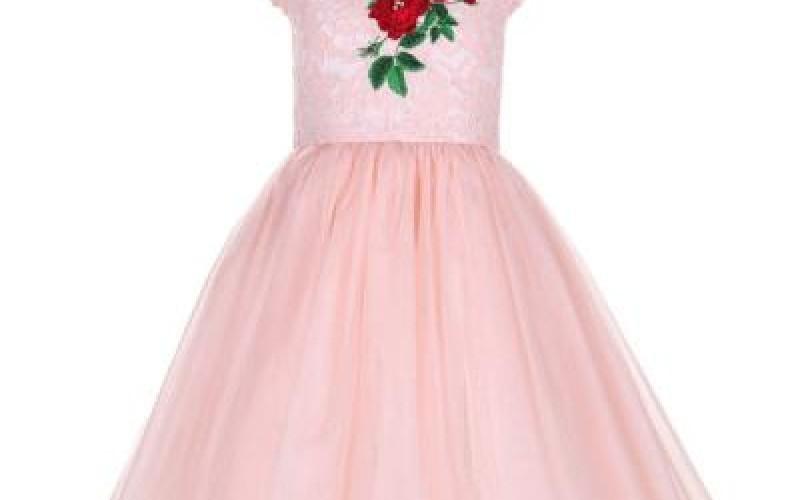 بالصور موديلات فساتين بنات , اروع ملابس للفتيات الصغار 3593 4