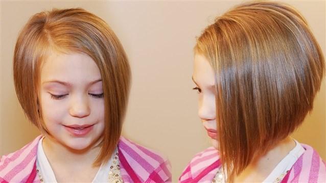 بالصور بالصور تسريحات شعر للاطفال , اروع فورمات لشعر البنات الصغار 3608 10