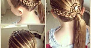 صور بالصور تسريحات شعر للاطفال , اروع فورمات لشعر البنات الصغار