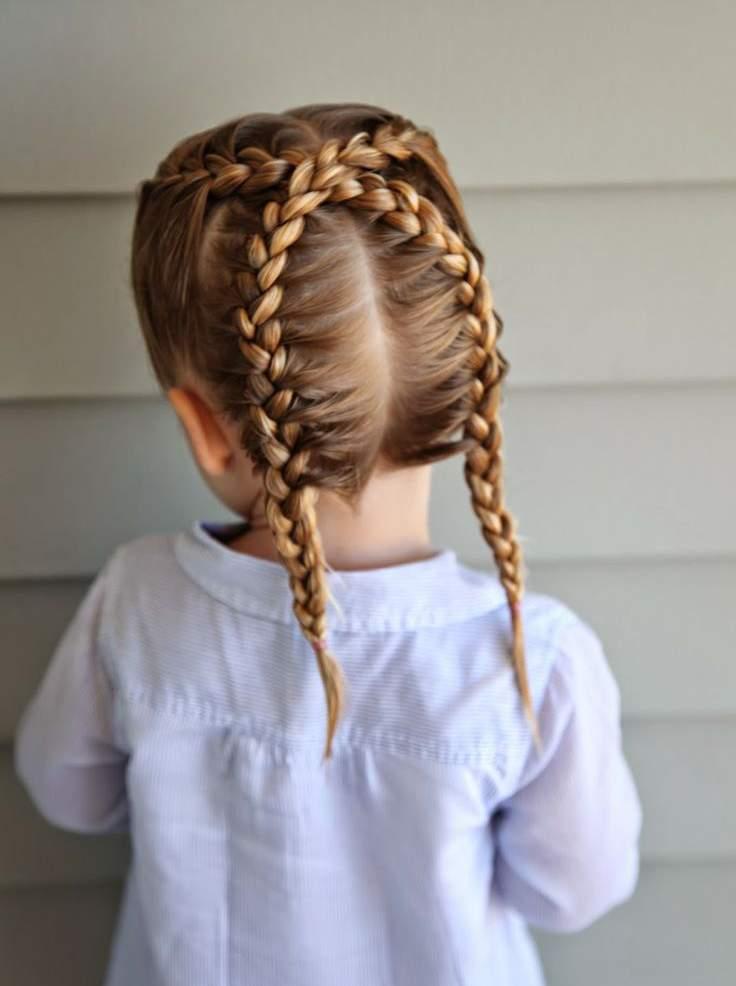 بالصور بالصور تسريحات شعر للاطفال , اروع فورمات لشعر البنات الصغار 3608 3