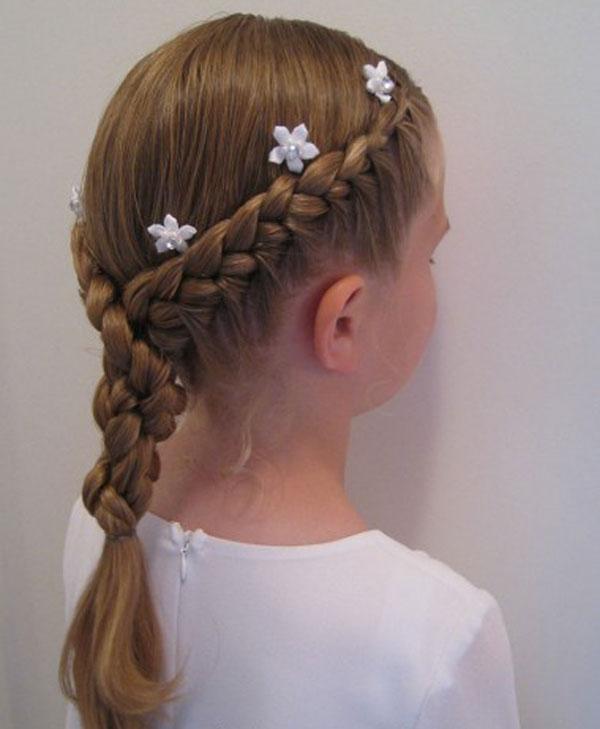 بالصور بالصور تسريحات شعر للاطفال , اروع فورمات لشعر البنات الصغار 3608 4