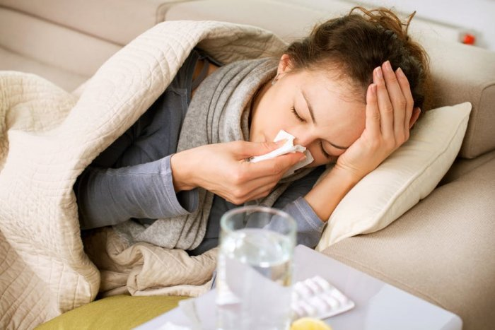 بالصور علاج الزكام , خلطات لعلاج البرد 3622