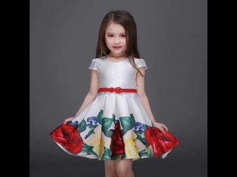 صورة فساتين اطفال بنات , اروع الملابس الخاصه بالاطفال