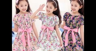 صوره فساتين اطفال بنات , اروع الملابس الخاصه بالاطفال