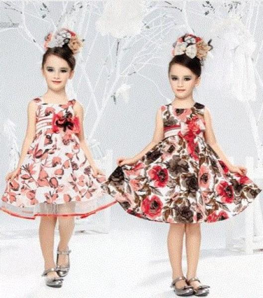 بالصور فساتين اطفال بنات , اروع الملابس الخاصه بالاطفال 823 2