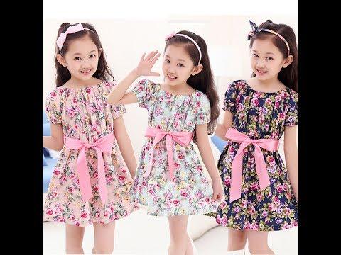بالصور فساتين اطفال بنات , اروع الملابس الخاصه بالاطفال 823