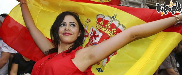 بالصور بنات اسبانيا , بلاد السامبا بلاد اسبانيا والبنات 911 11