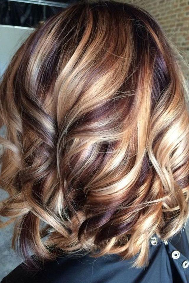 بالصور صور صبغات شعر , افكار وحيل جديدة لصبغ شعرك بجمال 912 2