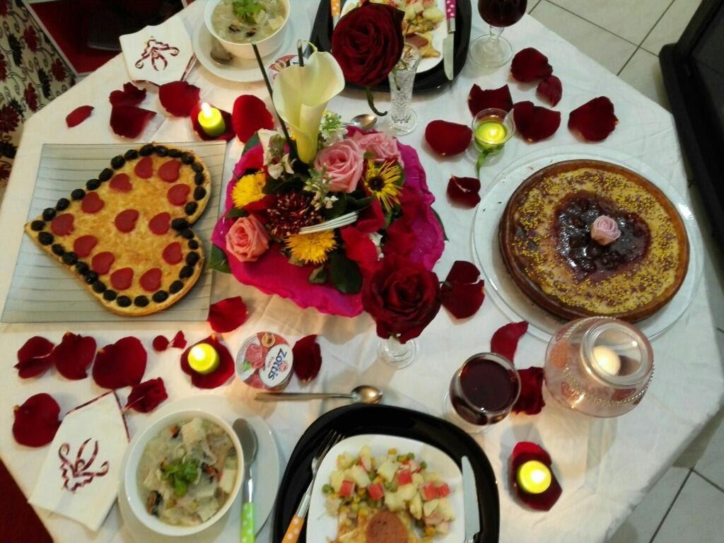 صور عشاء فخم , افكار رائعة لتحضير افخم عشاء لزوجك او لعائلتك