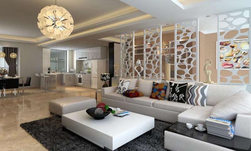 بالصور ديكور البيت , تصاميم لجميع غرف المنزل 1051 10