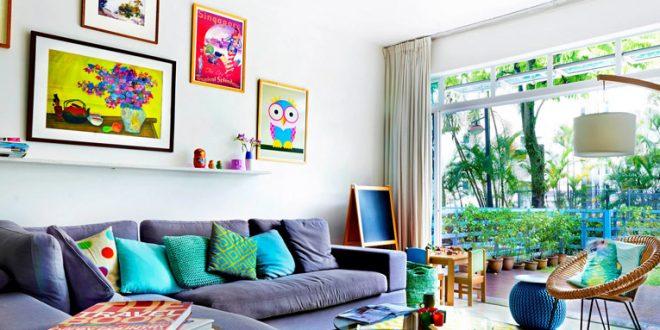 بالصور ديكور البيت , تصاميم لجميع غرف المنزل 1051 5