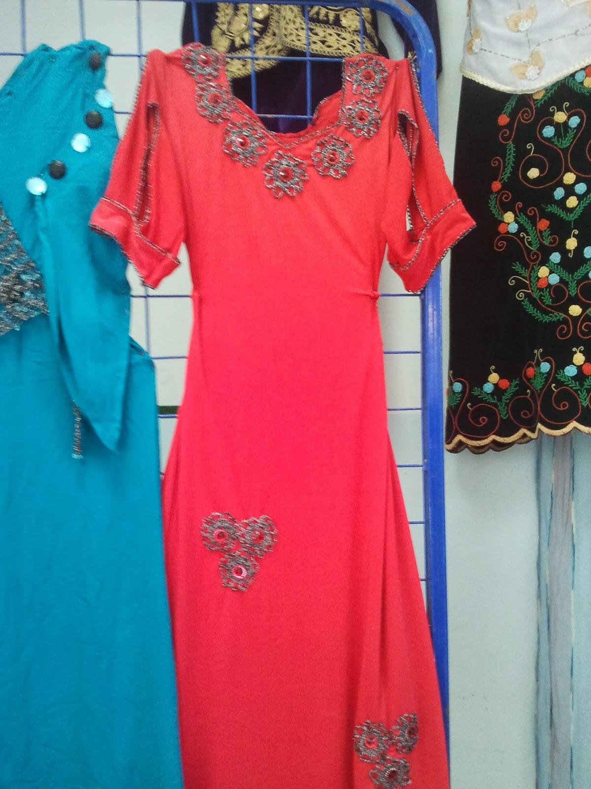 بالصور قنادر صيف , ملابس بيت جزائرية 1092 10