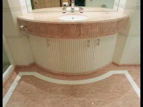 بالصور اشكال مغاسل رخام طبيعي , تصاميم لاحواض الحمامات 1103 10