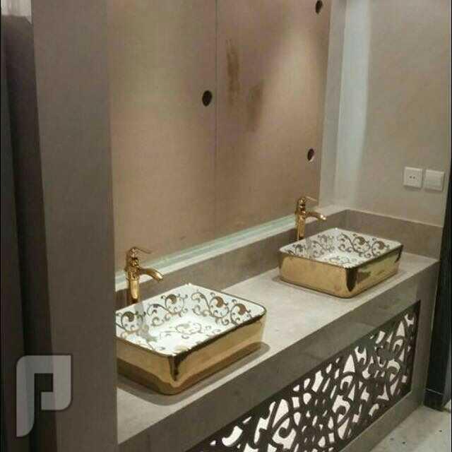 بالصور اشكال مغاسل رخام طبيعي , تصاميم لاحواض الحمامات 1103 2