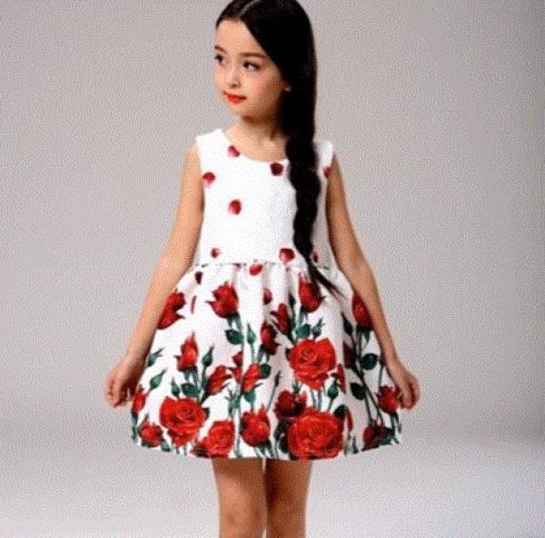 بالصور ملابس بنات اطفال , موديلات فساتين للبنوته 1115 1