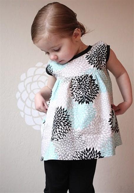 بالصور ملابس بنات اطفال , موديلات فساتين للبنوته 1115