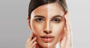 صور تبييض الوجه , وصفات مجربة لتفتيح البشرة