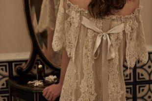 بالصور ملابس نوم للعروس , ملابس نوم للعروسة في اول ايام زفافها 130 12 310x205