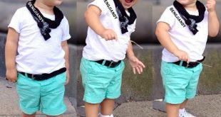 صور ملابس اولاد , موديلات تجعل ابنك انيق دائما