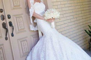صوره صور فساتين اعراس , في ليلة العمر اجمل عروسة باجمل فستان