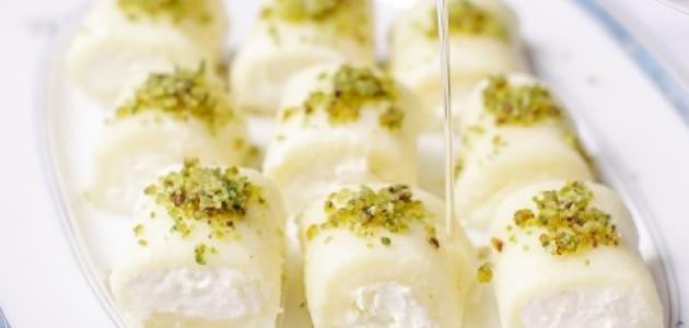 صورة طريقة عمل حلاوة الجبن , اطعم واشهى حلاوة بالجبن وصفة سهلة