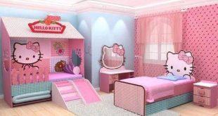 بالصور غرف نوم اطفال بنات , افكار بسيطة ورائعة لغرفة نوم بناتي متميزة 3389 11 310x165