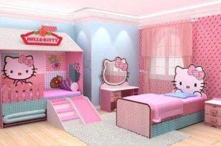 صور غرف نوم اطفال بنات , افكار بسيطة ورائعة لغرفة نوم بناتي متميزة