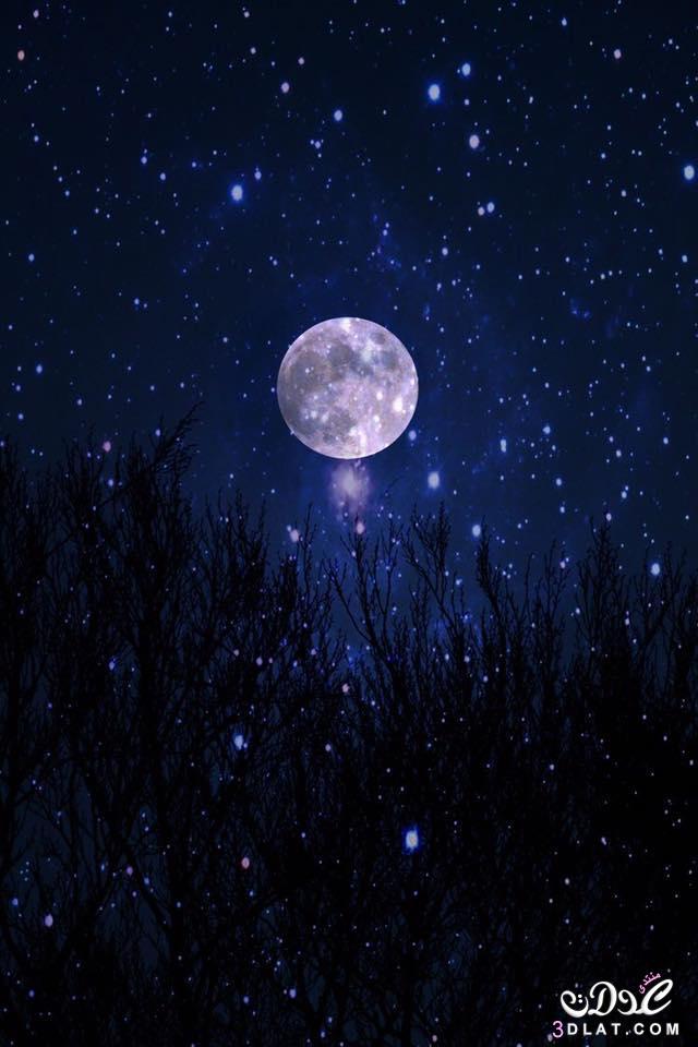 بالصور صور للقمر , بدر البدور القمر المنير ووجه الجميل 3475 9