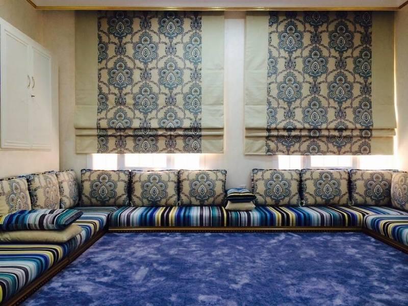 بالصور جلسات عربية , مجالس فخمة عربية مريحة وشيك 3477 11