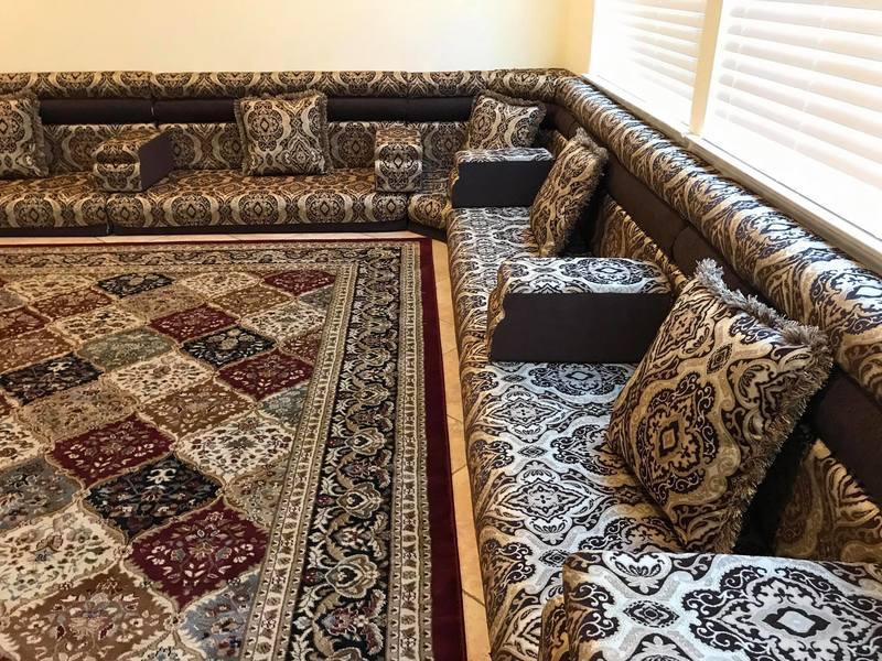 بالصور جلسات عربية , مجالس فخمة عربية مريحة وشيك 3477 5