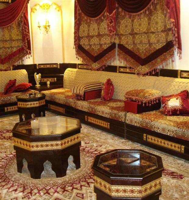 بالصور جلسات عربية , مجالس فخمة عربية مريحة وشيك 3477 6