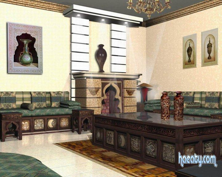 بالصور جلسات عربية , مجالس فخمة عربية مريحة وشيك 3477 9