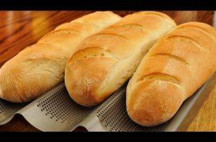 بالصور طريقة عمل الخبز الفرنسي , كيفيه خبز العيش الفرنسى 12096 3 310x205