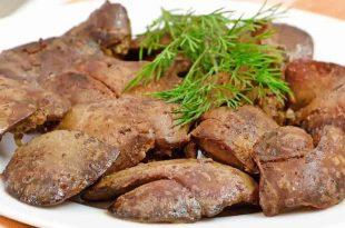 صورة طريقة طبخ كبدة الدجاج , كيفيه طهى كبدة الدجاج