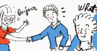 بالصور طريقة تعلم الفرنسية , كيفيه تعلم اللغة الفرنسيه 12124 2 310x165