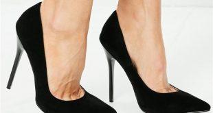 صورة تفسير حلم شراء حذاء اسود , تفسير رؤية منام شراء حذاء اسود