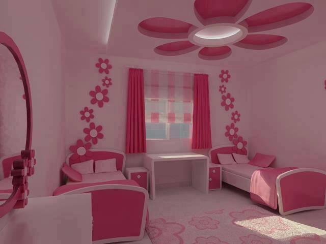 بالصور اجمل ديكورات غرف الاطفال , اروع ديكورات لغرف الاطفال 12736 7