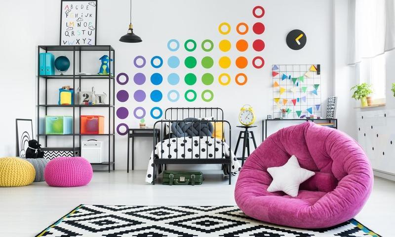 صور اجمل ديكورات غرف الاطفال , اروع ديكورات لغرف الاطفال