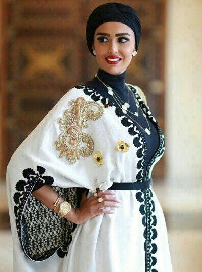 بالصور عباية مغربية , لباس مغربى انيق 1294 3