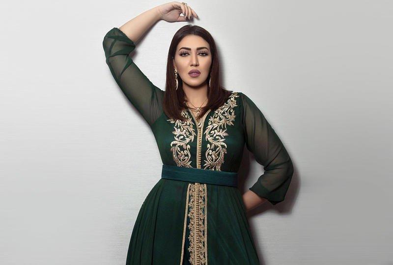 بالصور عباية مغربية , لباس مغربى انيق 1294 4