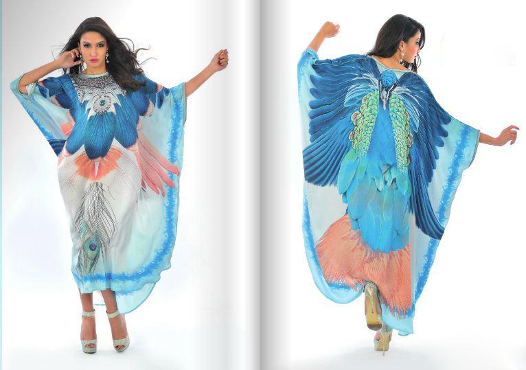 بالصور عباية مغربية , لباس مغربى انيق 1294 7