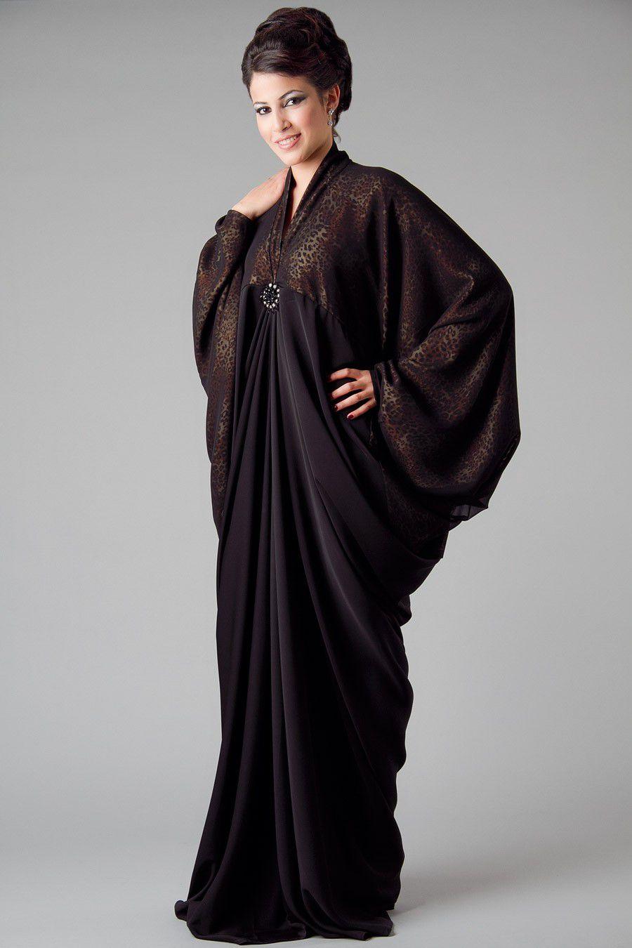 بالصور عباية مغربية , لباس مغربى انيق 1294 9
