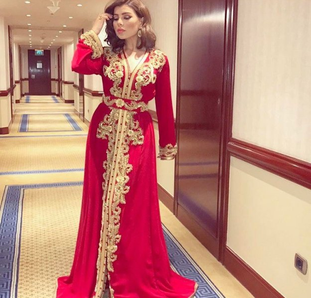 صور عباية مغربية , لباس مغربى انيق