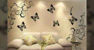 بالصور ديكورات حوائط , احدث تصميمات للجدران 1018 12 310x165