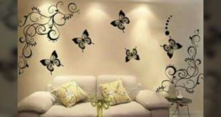 صور ديكورات حوائط , احدث تصميمات للجدران