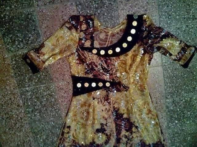 صورة موديلات قنادر قطيفة الهوا , ملابس نسائية من القطيفة